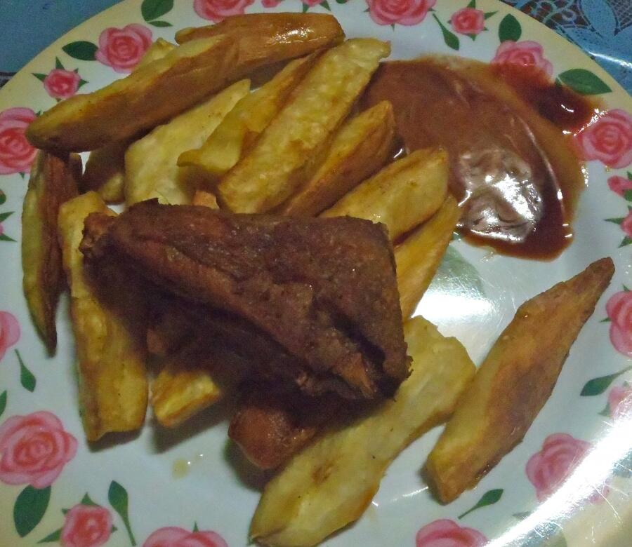 Tastes Of Ghana: Typical Ghanian Foods • Jessie On A