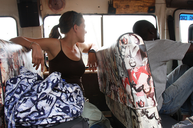 How To Survive The Trotro In Ghana
