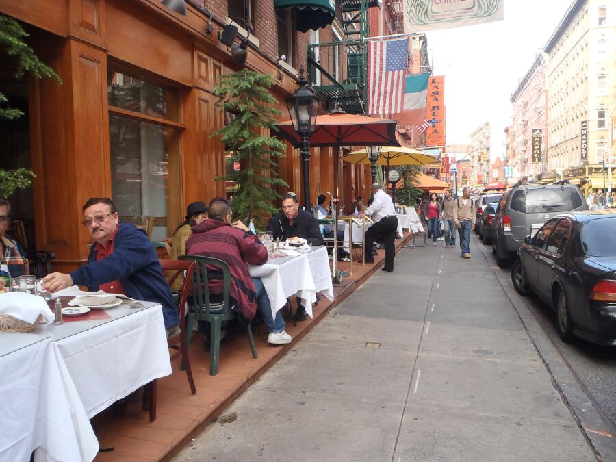 little italy in new york where culture and great food. Black Bedroom Furniture Sets. Home Design Ideas
