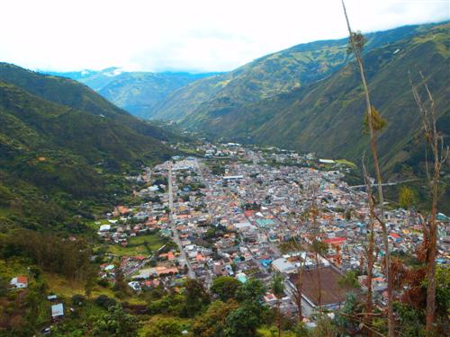 Photo Essay: Hiking To Bellavista In Banos, Ecuador