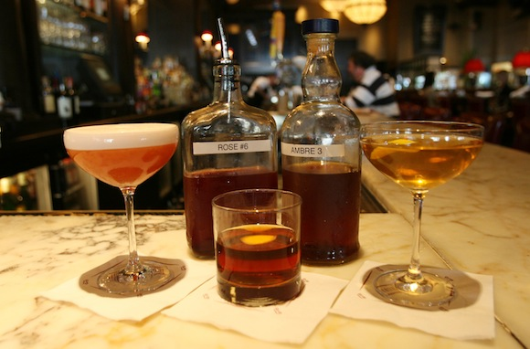 A Classic Cocktail Crawl Through Boston, Massachusetts