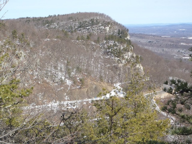 Millbrook Ridge Trail in Mohonk Preserve