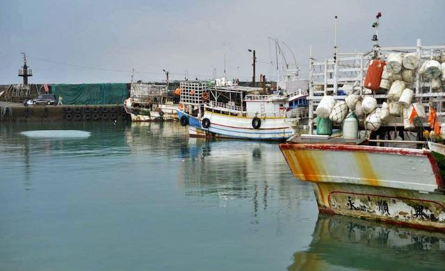 Fuhji Harbor