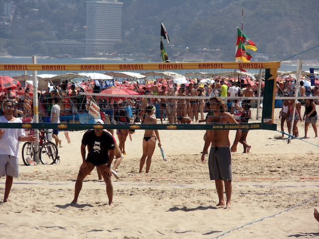 Carioca's sporting
