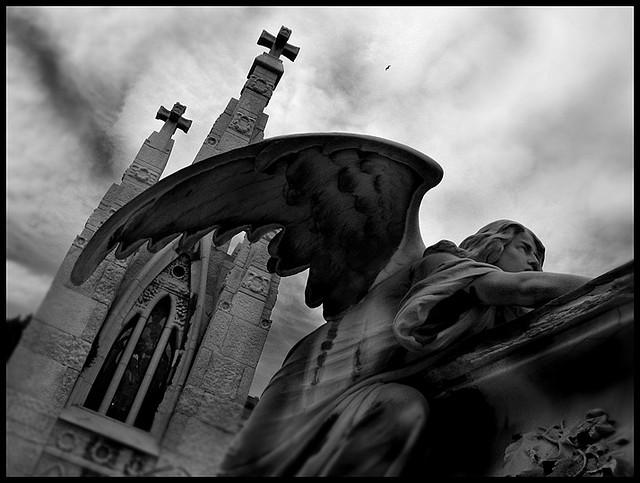 barcelona cemetery