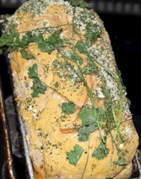 green chile bread
