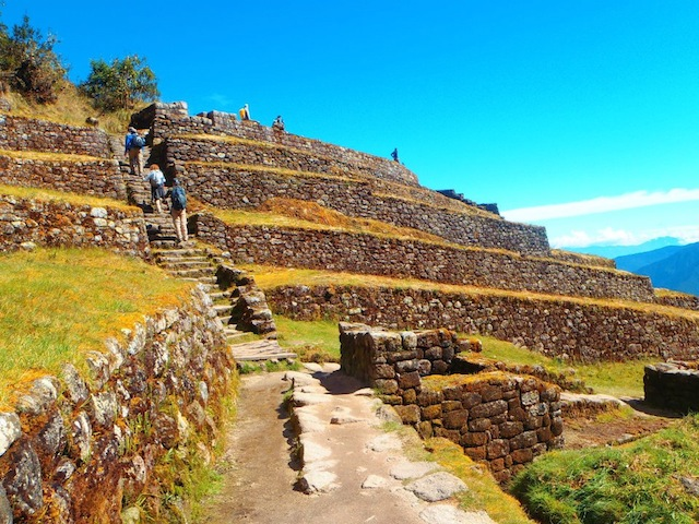 essay on inca communication Of the land to prevent erosion was begun by the pre-inca tribes and elaborated under the incas  in addition, the communication system had smaller stations for.