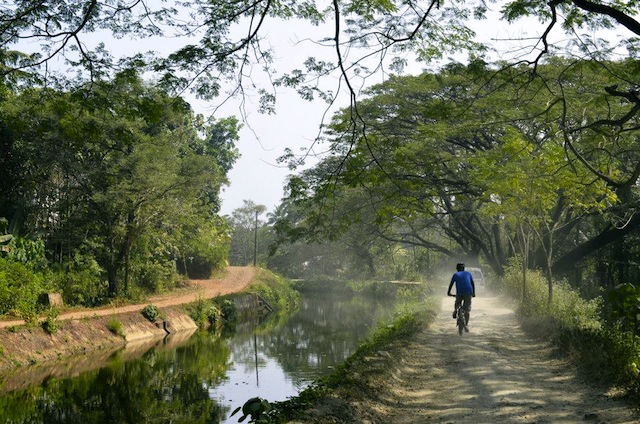 Canal Route India