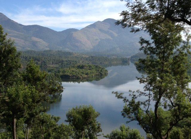 Anaerangal Lake