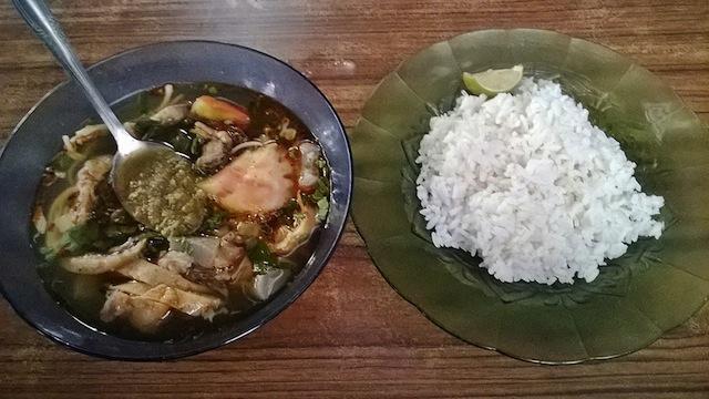 Soto from Jogja (Yogyakarta)