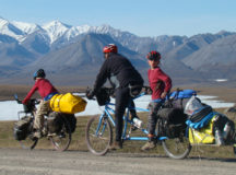 Adventure Travel: Nancy Sathre-Vogel Of Family On Bikes Inspires Us To Grab Our Cycles And Hit The Open Road