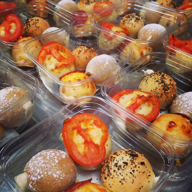 Scrumptious Bagel Balls at Manhattan's Bantam Bagels
