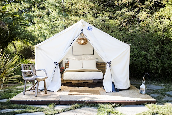 camp at boon experience