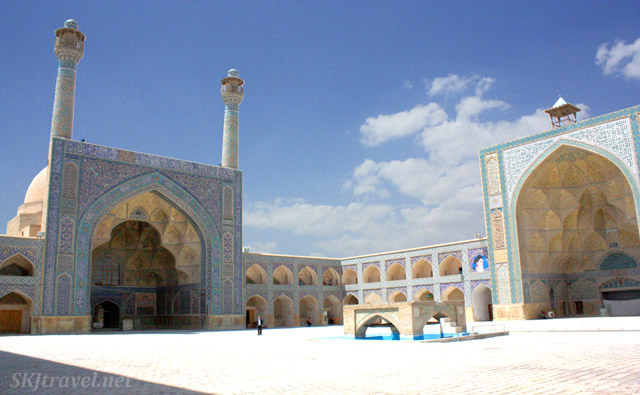 Friday Mosque in Isfahan