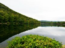 Lake Hessian, near the entrance of Bear Mountain State Park. Photo courtesy of Jessie Festa.