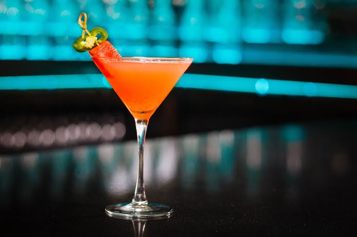 nyc spicy cocktails