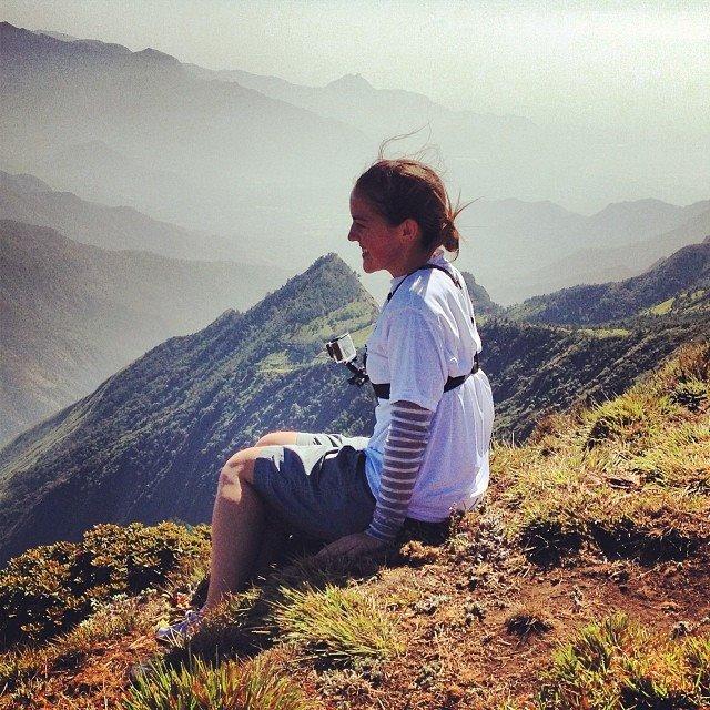 Hiking around India