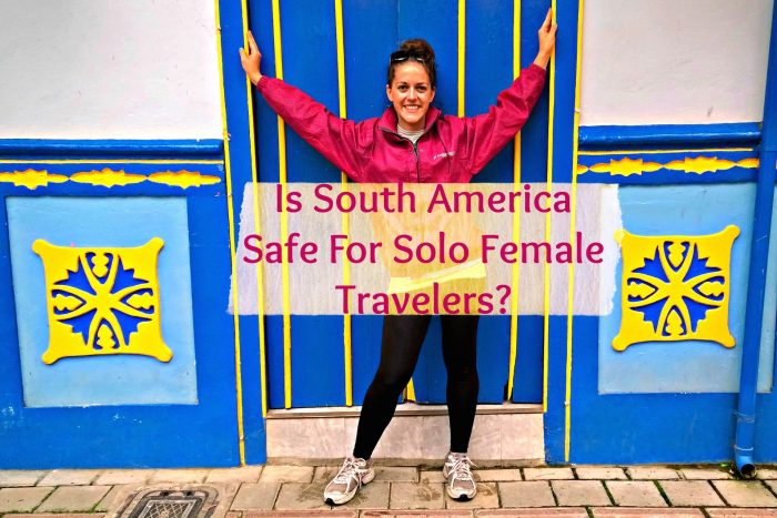 is south america safe
