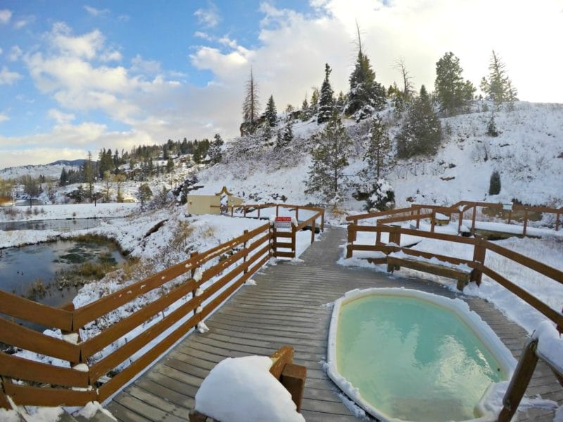 Winter Wellness Escape to 30+ Hot Springs in Colorado