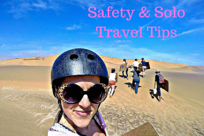 how to travel safely