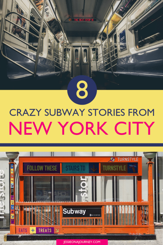 8 Crazy Subway Stories from New York City