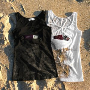 pocket tank tops