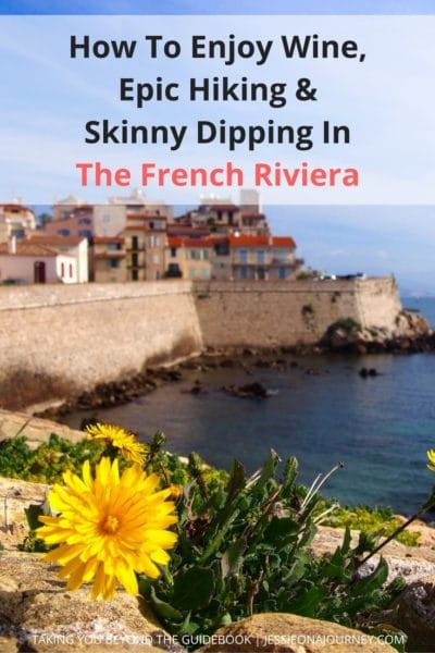 How To Enjoy Wine, Epic Hiking & Skinny Dipping