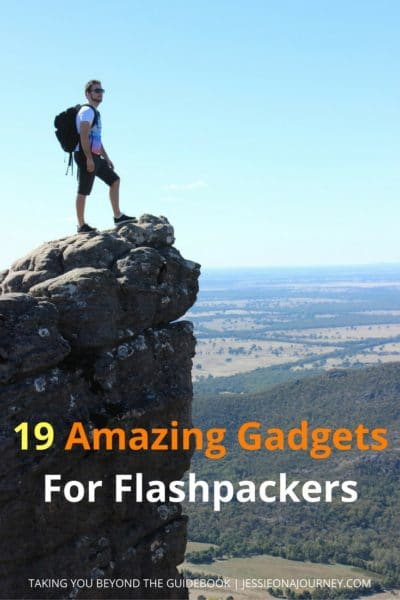 19 Amazing GadgetsFor Flashpackers
