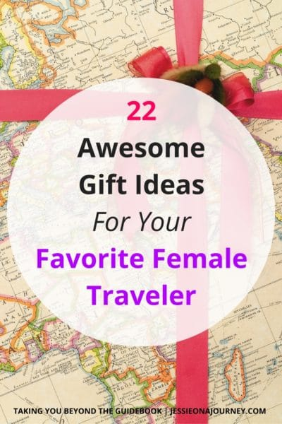 Travel Gifts For Female Travelers