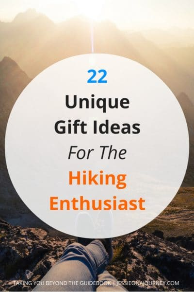 Gift Guide and Packing List for Hikers