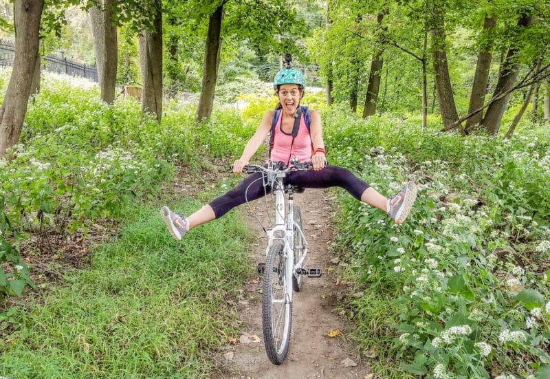 Old Croton Aqueduct Trail   New York Adventure   Bike Rides