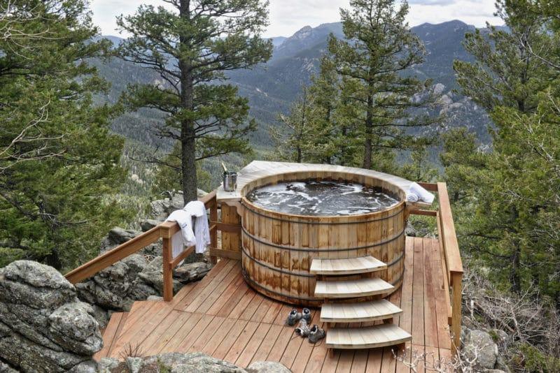The Broadmoor's posh Cloud Camp