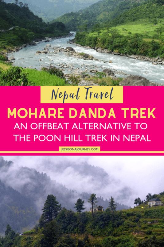 Mohare Danda Trek in Nepal