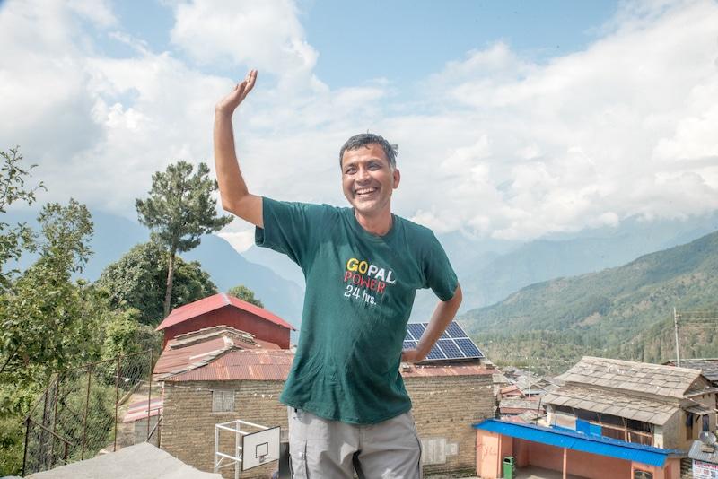 Mohare Danda tour guide