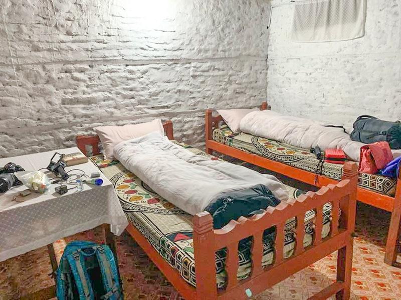 mohare Danda accommodation