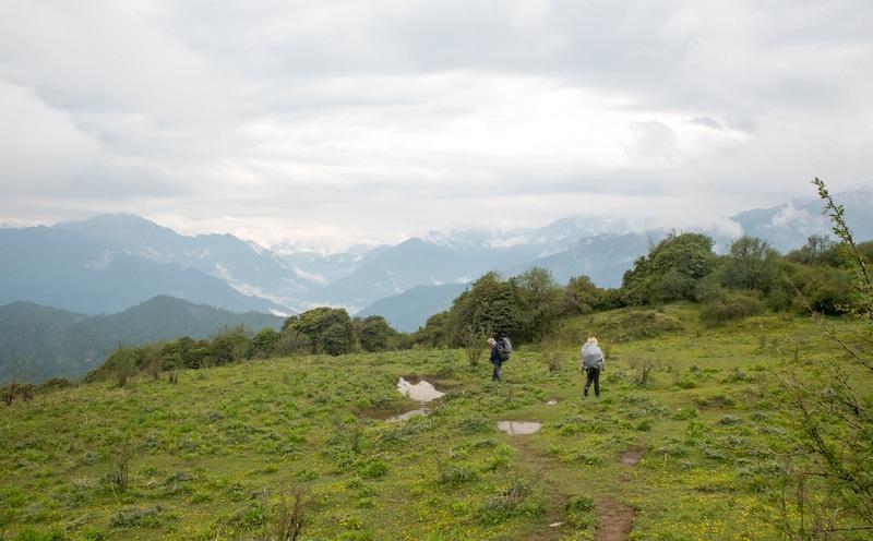 mohare Danda trek mountains