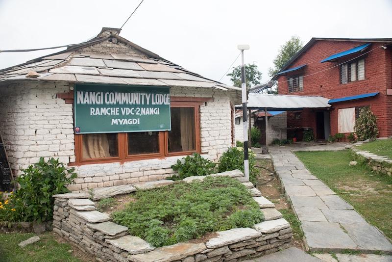 nangi community lodge