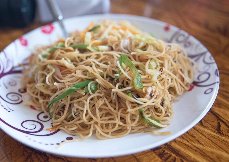 chow mein nepal