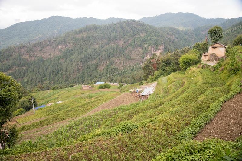 tikot village views