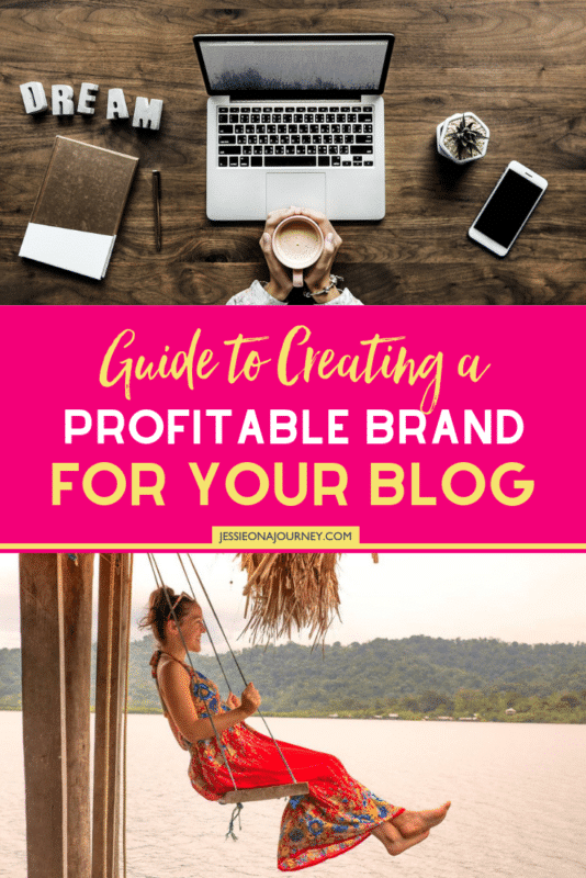 Step by Step Guide to Creating a Profitable Brand for your Blog