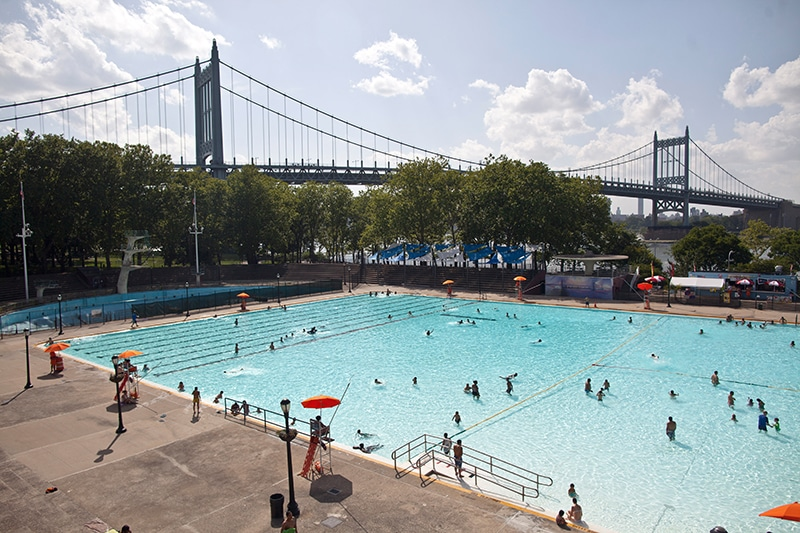 Astoria Park, Astoria, Queens