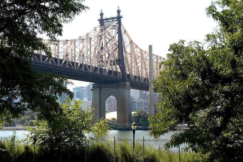 Queensbridge Park, Long Island City, New York