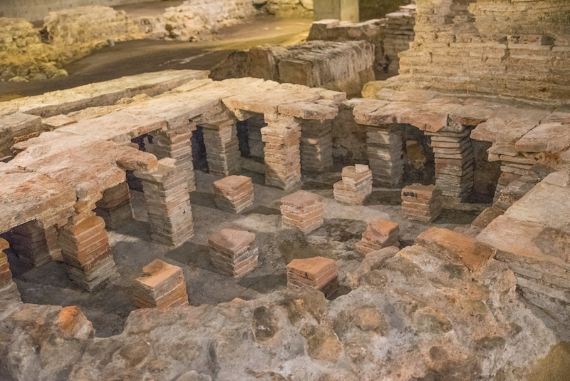 Billingsgate Roman House and Baths