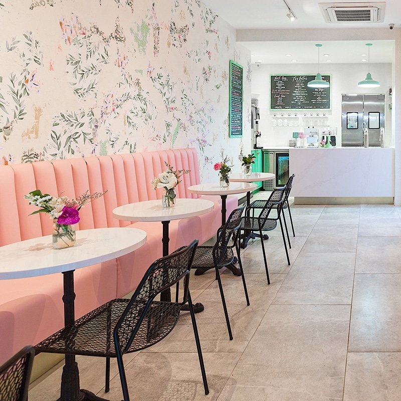 Instagrammable Cafes In Nyc 27 Cute Coffee Shops In New York City