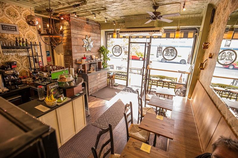 OK Cafe, Astoria, Queens