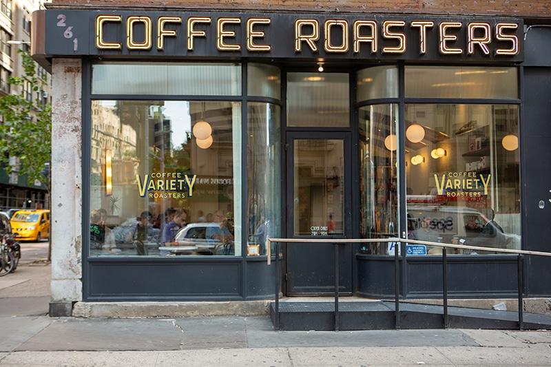 Variety Coffee Roasters, New York City