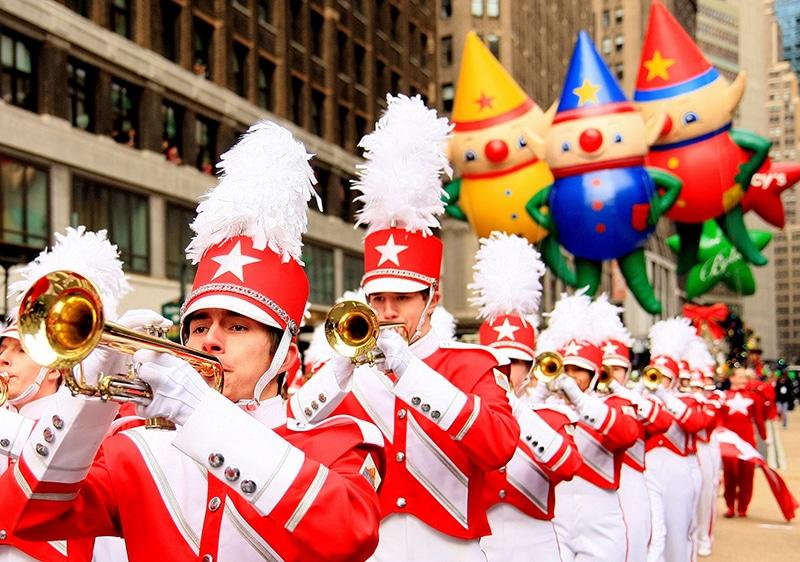 Macy's Thanksgiving Day Parade, New York, NY