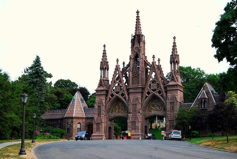 Green-Wood Cemetery, Brooklyn, NY