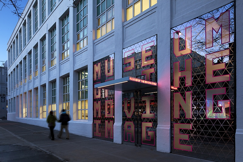 Museum of the Moving Image, New York, NY