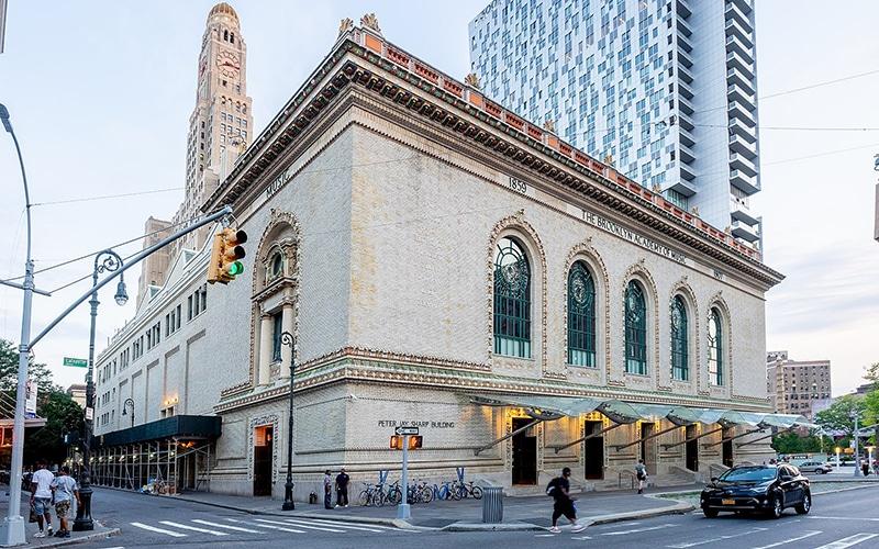 Brooklyn Academy of Music, Brooklyn, NY